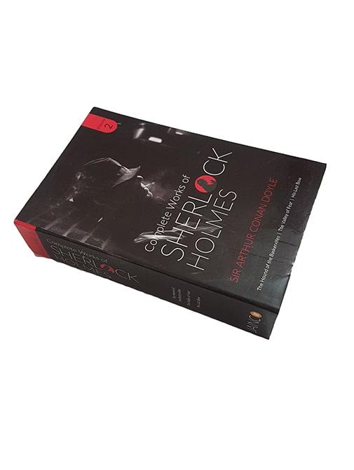 Complete works of Sherlock Holmes