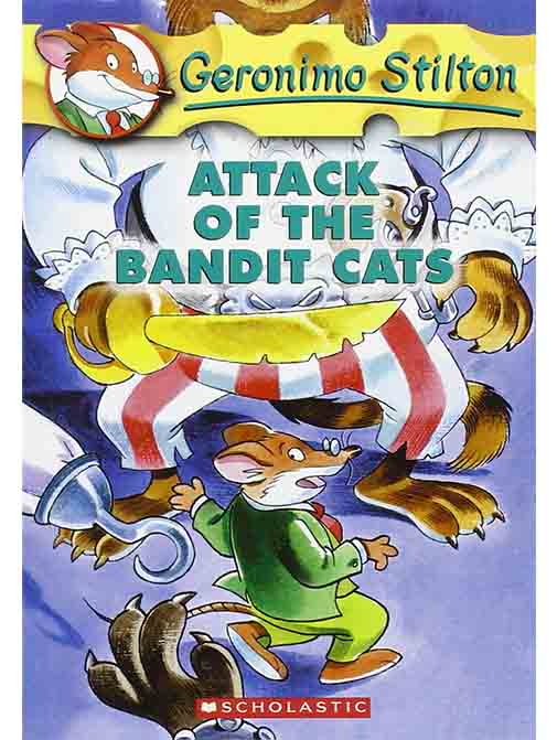 Attack of the Bandit Cats