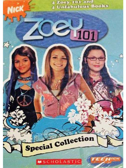 Zoey & Unfabulous Books (Special Collection, 8 Books)