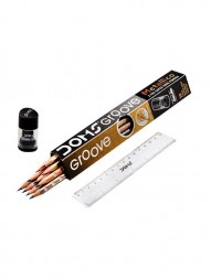 doms-groove-pencil-pack-of-20602