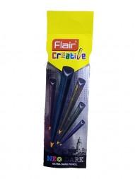 flair-creative-neo-dark-extra-dark-pencil-pack-of-21144