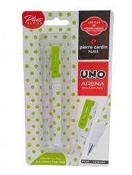 pierre-cardin-uno-arena-roller-pen-blue-ink-pack-of-2