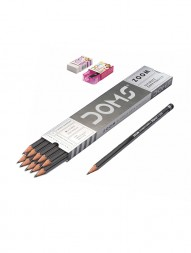 doms-zoom-ultimate-dark-triangle-pencil-pack-of-20571