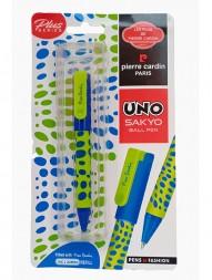 pierre-cardin-uno-sakyo-ball-pen-blue-ink-pack-of-2998